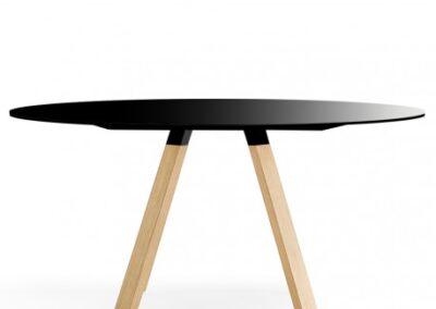 Ronde tafel Arki-rond tafelblad op maat