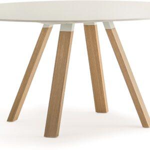 ARKI tafelonderstel, hout-Trinity Furniture Solutions
