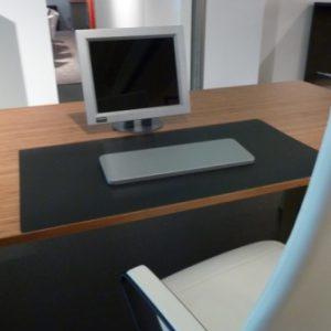 Desklin Linoleum Bureaumat onderlegger 50 x 91 cm