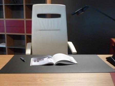 Desklin Linoleum Bureaumat onderlegger 50 x 61 cm