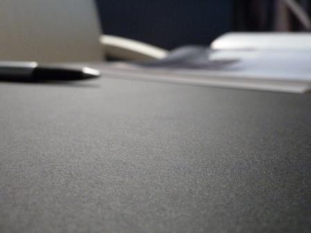 Desklin Linoleum Bureau onderlegger 50 x 61 cm