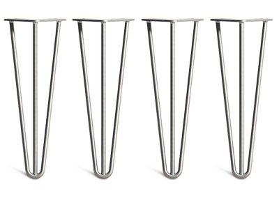 Hairpin tafelpoten (40 cm)