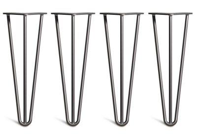 Hairpin tafelpoten (35 cm)