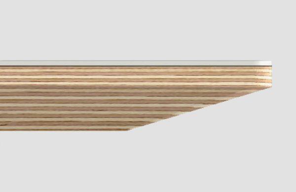 Linoleum Tafelblad | meubellinoleum | 21 mm berken multiplex