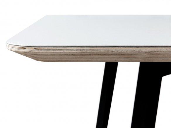 Rond Tafelblad | diameter 150 cm | meubellinoleum | 21 mm berken multiplex