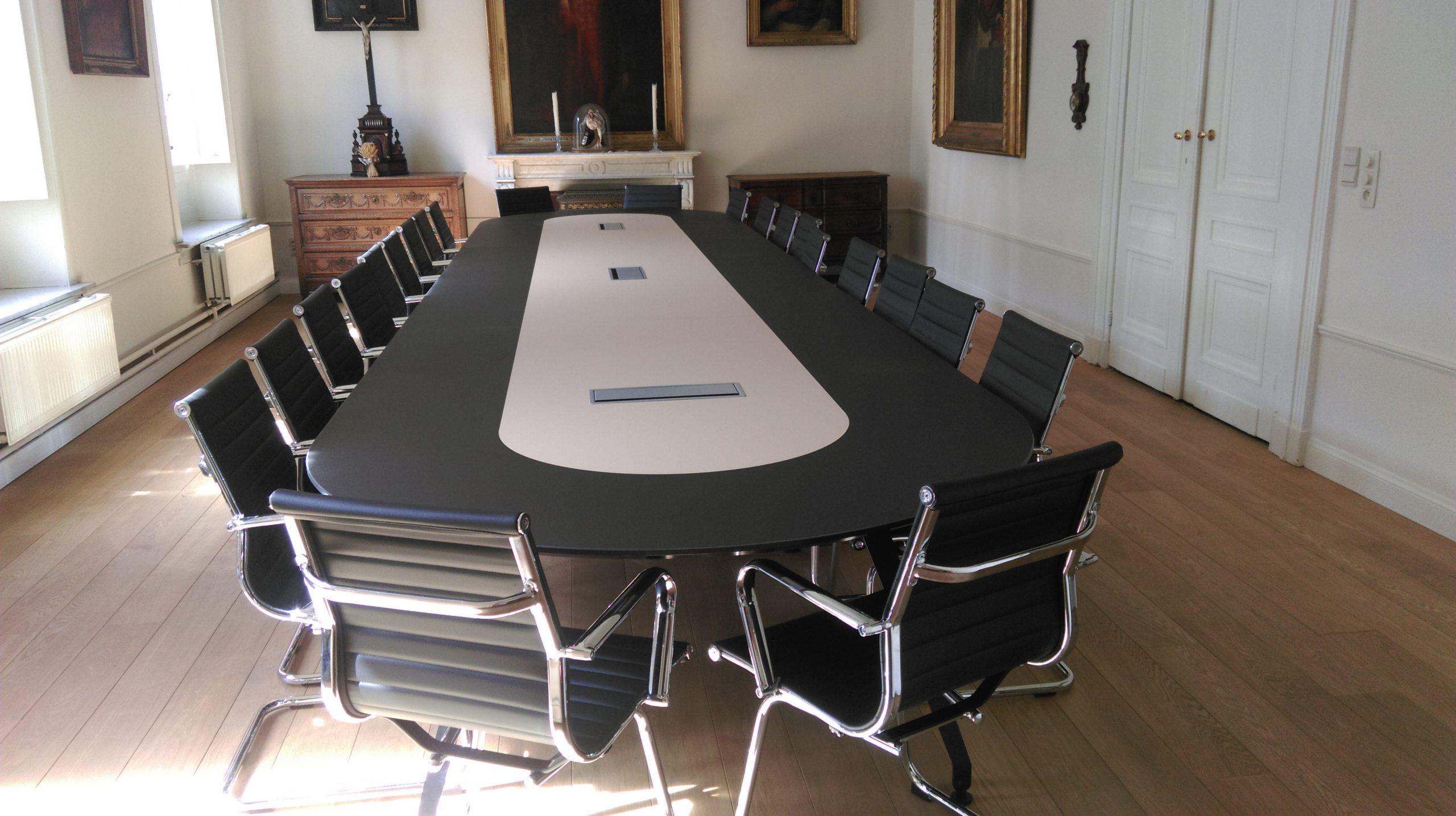 vergadertafel 4 meter