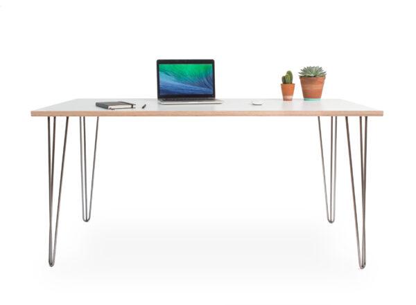bureau voor thuis met hairpin legs